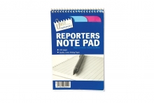 Note Pad - Reporters