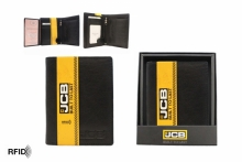 Mens Wallet - JCB, Vertical