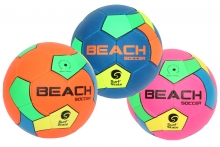 *FLAT* V12 Beach Soccer Panel Ball, 9""
