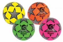 *FLAT* SS Mini Star Ball 6""