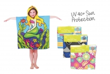 Beach Towel Poncho - 3+ years