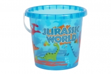 Bucket - Dinosaur, Transparent