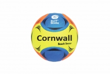 *FLAT*Beach Soccer Ball - Cornwall 5""