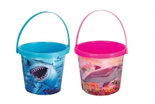 Bucket - Large, Sealife
