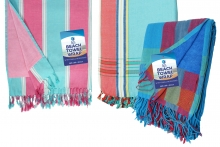 Deluxe Beach Wrap/Towel - Large