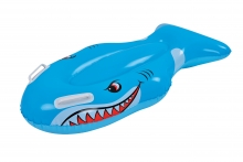 Inflatable Surfboard - Shark Design