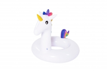 Child's Unicorn Swim Ring - Boxed