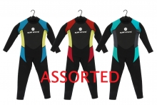 "Long Wetsuit - Childs Assorted, 20"" - 26"""