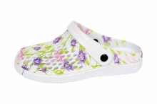 EVA Shoes - Ladies, Floral Sizes 5 - 8