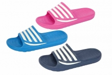 Sliders - Youths, Stripe, Sizes 3 - 6