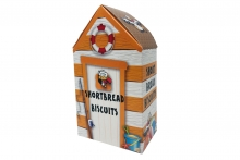 Shortbread - Beach Hut Gift Box