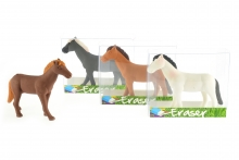 Horse Eraser - Assorted
