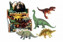 Dinosaurs - Assorted, In Display