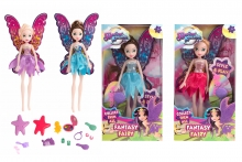 Fantasy Fairy Doll - Boxed