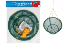 Drop Net - 2 ring, with bait bag