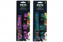 Dog Lead & Collar Set