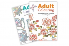 Colouring Book - Adults