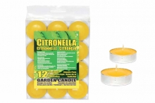 Citronella Tealights - (12)
