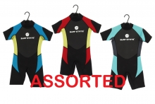 "Short Wetsuit - Assorted Adults, 36""-42"""