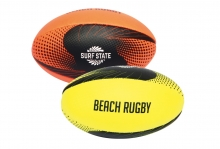 *INFLATED* Beach Rugby Ball 12''