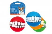 Dog Ball Toy With Squeaker