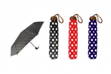 Polka Dot Handbag Umbrella