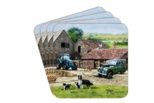 Farmyard Coaster