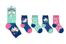 Childs Socks - Unicorn