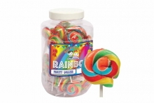 Flavoured Lolly - Rainbow