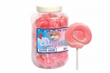 Flavoured Lolly - Candy Floss