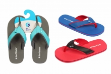 Youth Flip Flops - Fabric Strap, Size 3-6