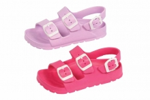 Childs Double Strap Sandals, Size 12-3