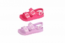 Childs Double Strap Sandals, Size 7-11