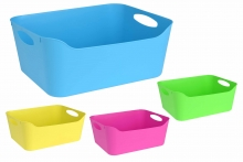 Rectangular Flexible Bucket