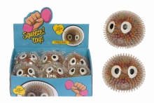 Giant Face Squeeze Beads Ball