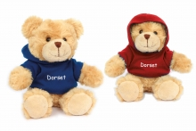 Soft Teddy With Hoodie- Dorset