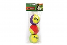 Doggy Tennis Balls - Set of 3