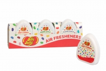 Jelly Belly Air Fresheners- Pack Of 3