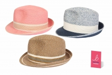 Unisex Trilby - Assorted