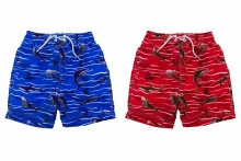 Younger Boys Swim Shorts - Shark