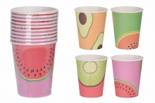 Novelty Fruit Paper Cups