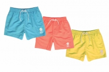 Mens Swim Shorts - Neon Colours