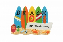 Magnet - Beach Boards, Named