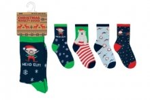Socks - Childs Novelty Christmas