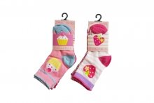 Socks - Baby Girls, Pack of 3
