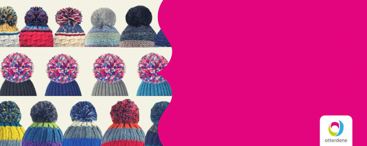 FREE DELUXE BOBBLE HAT WITH YOUR ORDER OVER £200!
