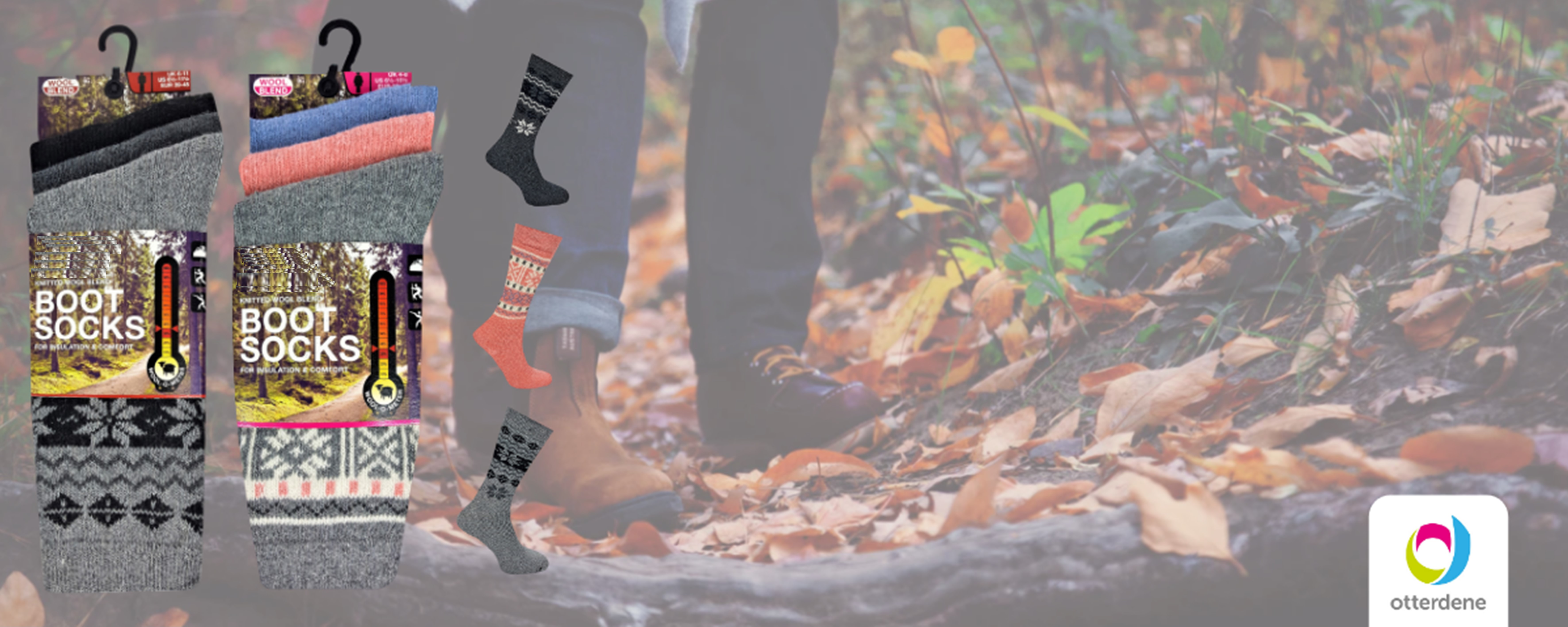 BESTSELLING WALKING SOCKS...