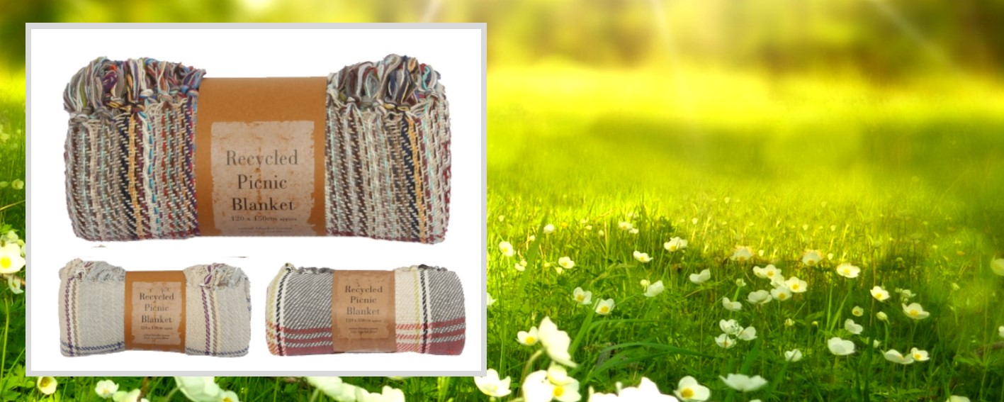 Recycled Picnic Rug Top Seller..